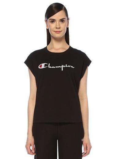 Champion Tişört Siyah